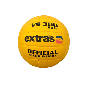 Extras VS-300 Yellow Soft Voleybol Topu