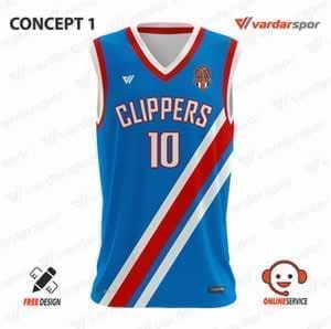 CLIPPERS BASKETBOL FORMASI