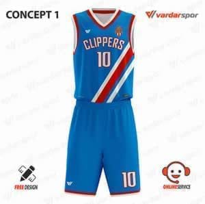 CLIPPERS BASKETBOL TAKIM FORMASI FORMASI