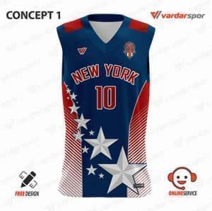 NEW YORK BASKETBOL FORMASI