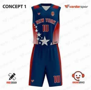NEW YORK BASKETBOL TAKIM FORMASI