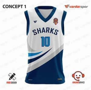 SHARKS BASKETBOL FORMASI