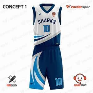 SHARKS BASKETBOL TAKIM FORMASI